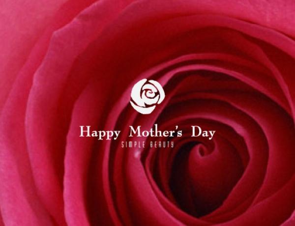 Mother's Day溫馨母親節 寵愛媽咪好馨情